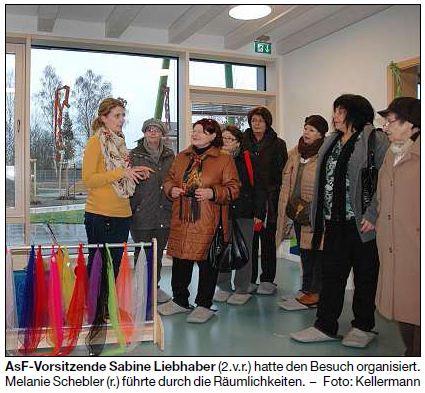 ASF-Besuch Krippe Jan2013