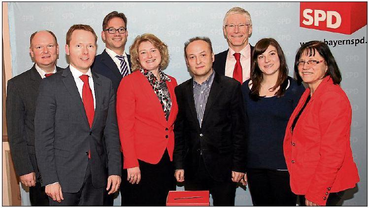 Bezirks-BT-Nominierungs-Parteitag 2012