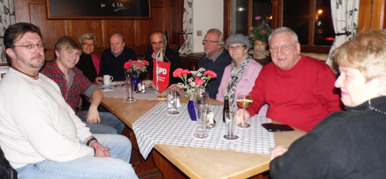 Mitgliederversammlung Novemner 2012