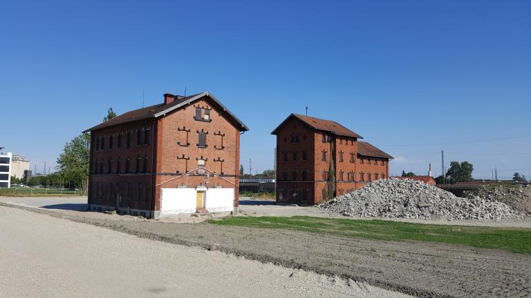 DB Betriebgebäude