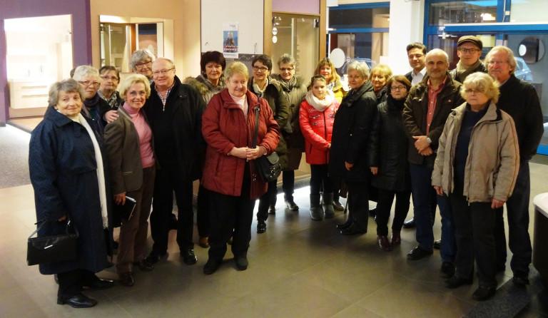 Besuch Fa Hefele Jan2015