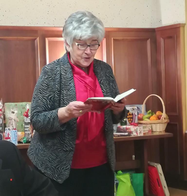 Gisela Weihnachten 2018